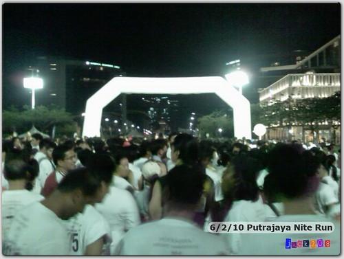 100206 Putrajaya Night Run