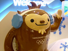 2010 VANCOUVER WINTER OLYMPIC GAMES | WELCOME! QUATCHI