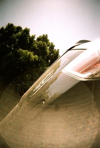 bbf - summer sun on car