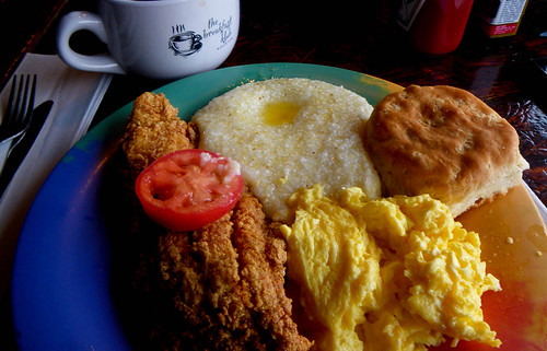 Katfish & Grits - House Specialty