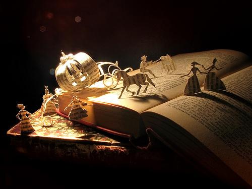 Book Cinderella
