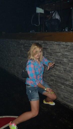 BT at Club Firestone