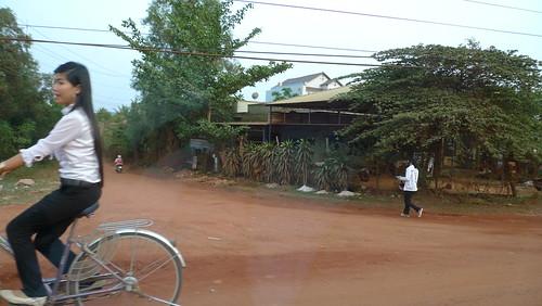 bike ride in rural phu quoc