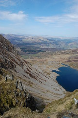 Climbing Cadair Idris