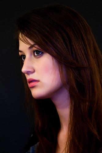 Portrait of Nicole