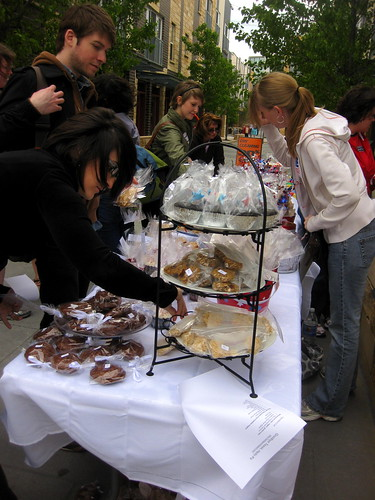 share our strength bakesale