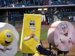 Pork Roll, Egg & Cheese Race