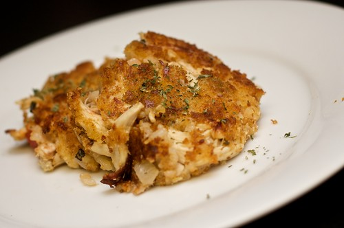 Creamy Chicken Risotto Cakes