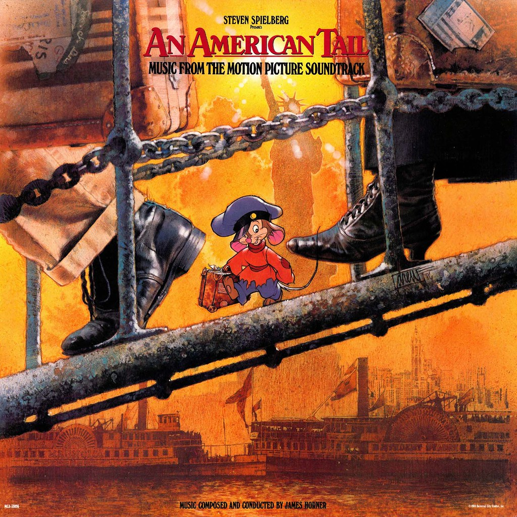 James Horner - An American Tail