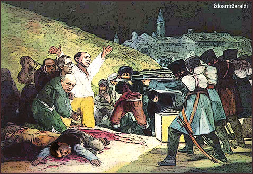 plotone di esecuzione