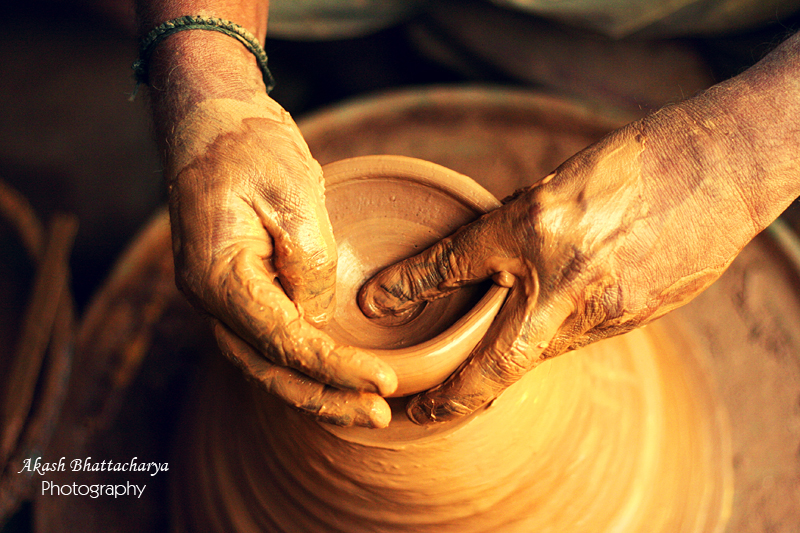 In making | Pottery Town