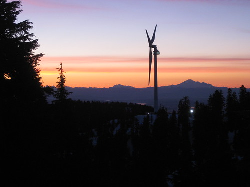 Wind Turbine Beauty