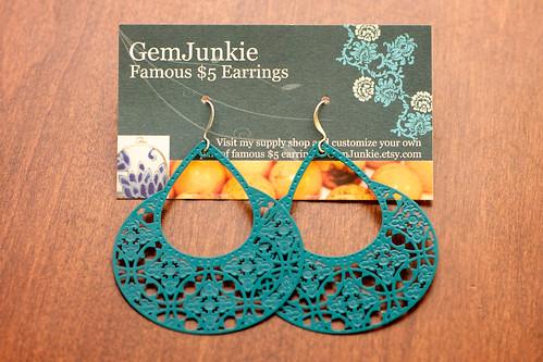 $5 Earrings!