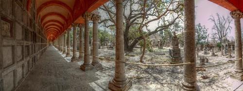 Panoramica Panteon de Belen