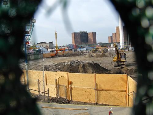 From Birth of Luna Park Set. April 6, 2010. Photo © Bruce Handy/Pablo 57 via flickr