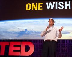 TED2010 Bill Gates ©Suzie Katz  #9094_R