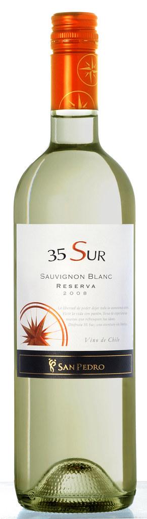 35 SUR Sauvignon Blanc Reserva