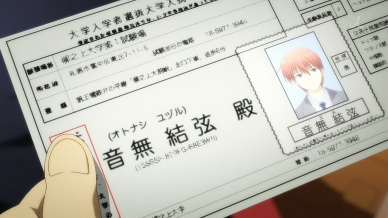 Angel Beats! Episode07 - 11