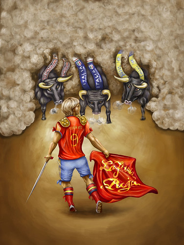 spain final by marklives.