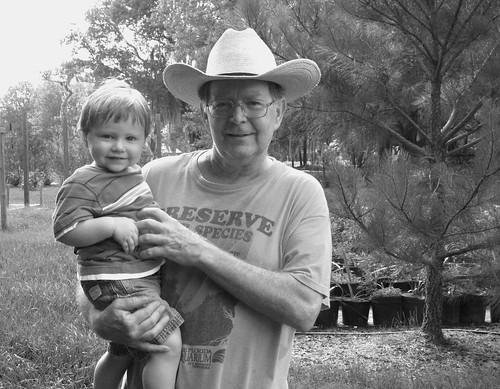 Dad and Zane