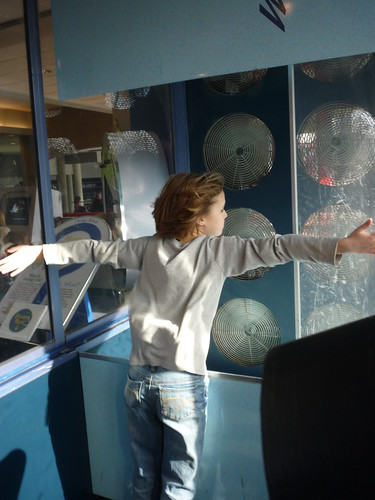 At the Science Center