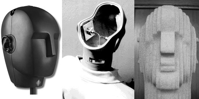 Examples of binaural recorders