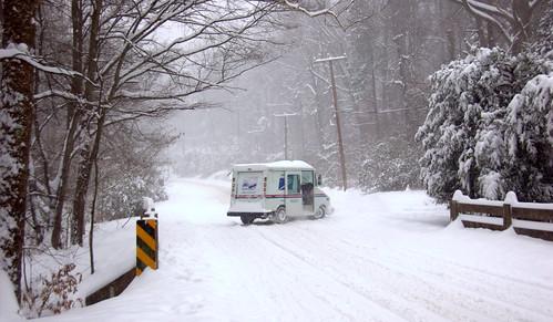 snow blizzard photo