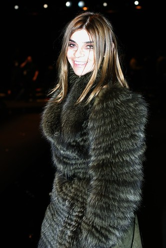 Carine Roitfeld at DVF