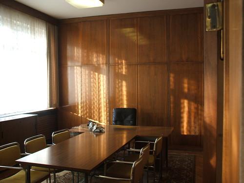 Communist executive-suite luxury