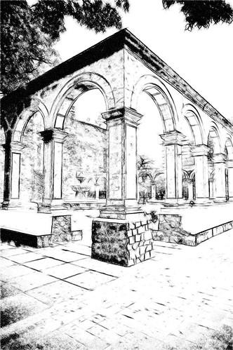 Templo San Francisco de Asis Centro Guadalajara Jalisco Mexico