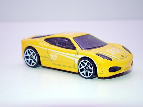 hws  ferrari f430 challenge yellow (2)