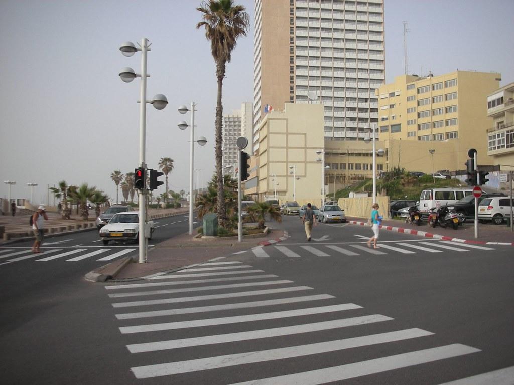 Tel-Aviv's Beach