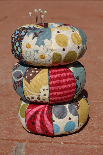 Pin Cushion Stack