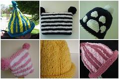 Nutmeg Knitting Sample