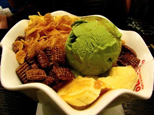 Green Tea Mischiatto at Caffe Ti Amo