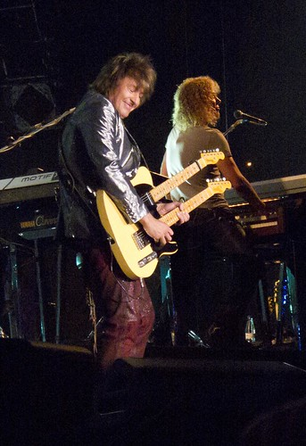 Richie Sambora doble guitarra