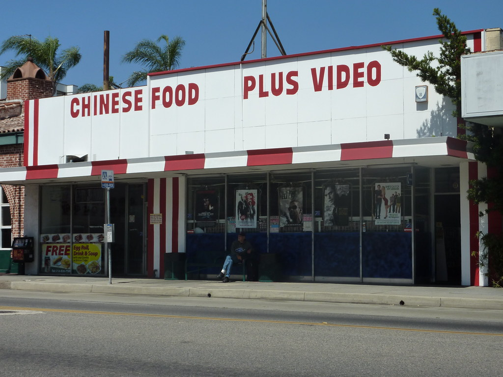 Chinese Food Plus Video