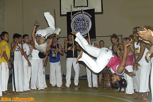Capoeira CDLB 08 por você.
