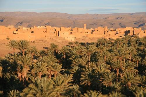 aldeia de nkob em marrocos