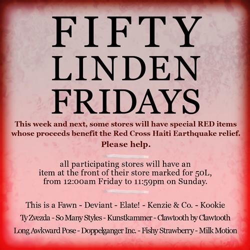 50L Fridays Week 24