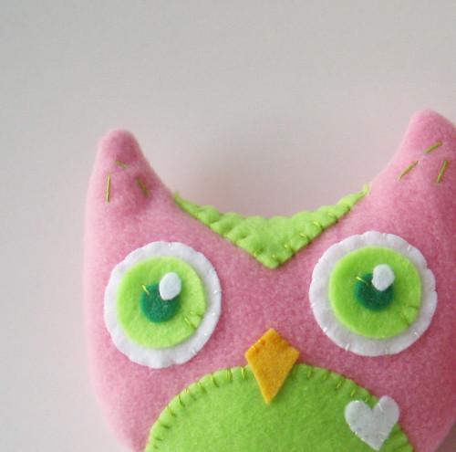 strawberry jelly owl