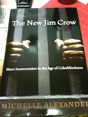 Picked up a new book: The New Jim Crow Mass In...