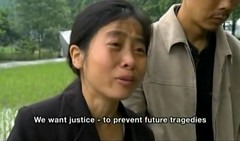 Oscar Documentary Short: China's Unnatural Disaster: The Tears of Sichuan Province