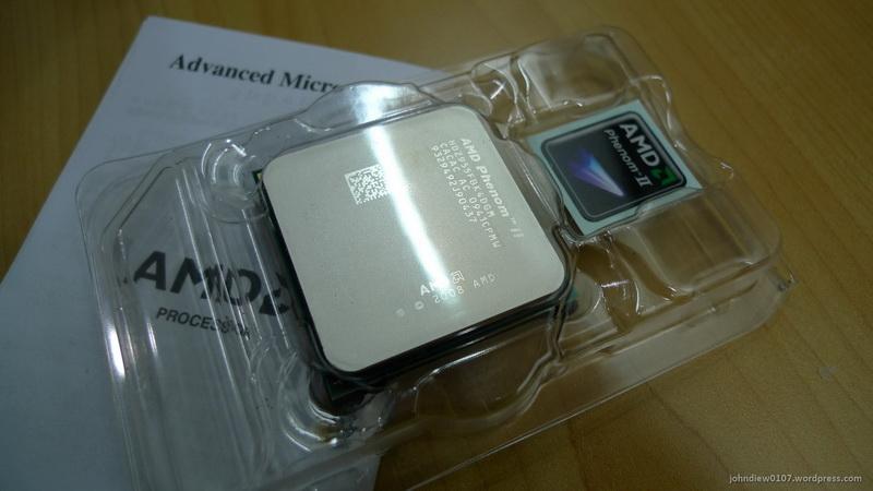 AMD Phenom II x4 955 BE - 05