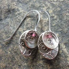 Movement Earrings #4