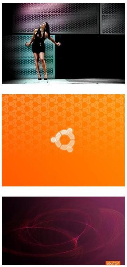 15 More Wallpapers from Ubuntu Artwork