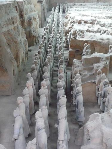 Terrakotta-Armee, Xi'an