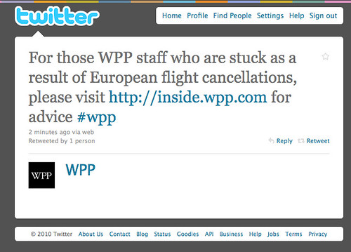 wpp crisis