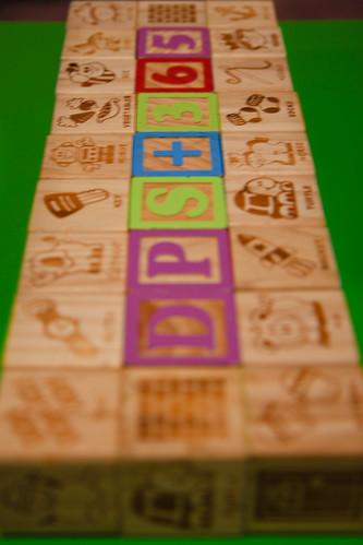 Wooden Block Toys