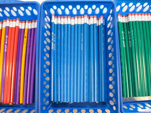 A plethora of pencils